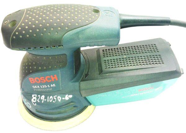 Lijadora Excentrica Bosch GEX 125-1