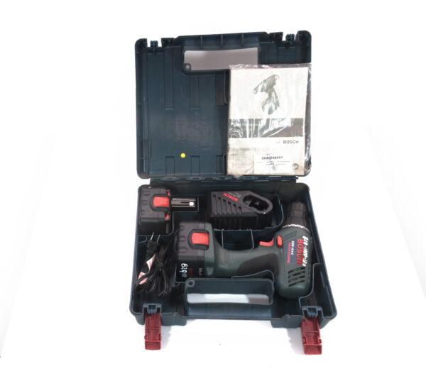 Destornillador Inalámbrico GSR 14.4,2 V Li (Bosch)