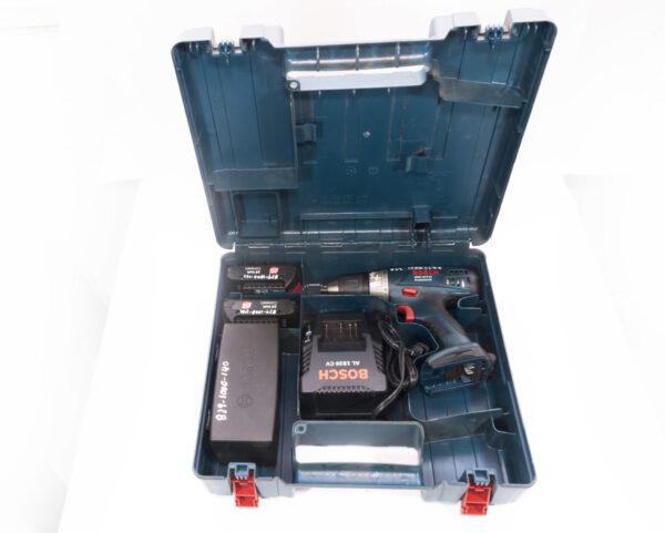 Destornillador a batería GSR 18 V-LI (Bosch)